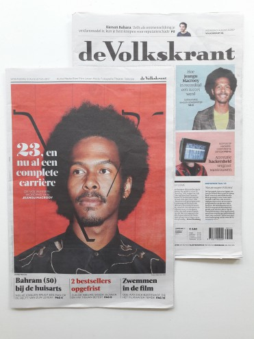 Jeangu at de Volkskrant